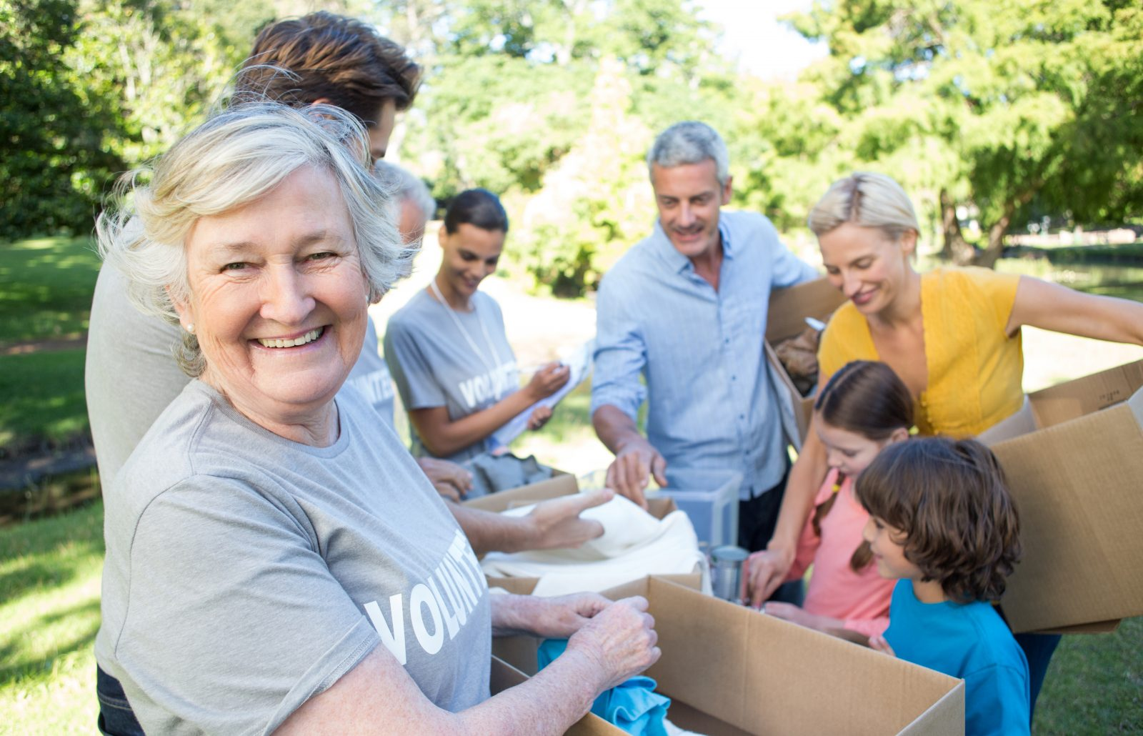 Volunteer Opportunities at Allegheny Lutheran Social Ministries